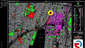 جانمایی ثبتی و نقشه UTM توسط کارشناس دارای صلاحیت